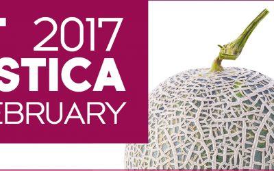 As exportações aumentam na FRUIT LOGISTICA 2017